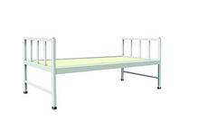 Modern Design Hospital Stainless Steel Single Bed for Sale