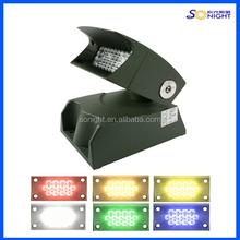 Hot Sale multiple color options Outdoor LED Flood Light RGB 45w/18w