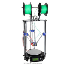 Good quality Dual Extruder Auto Level 3D Printer made in China