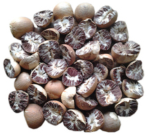 Dried Betal Nut in whole and split shape