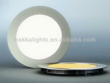 Hot selling high performance 10W dimmer control led panel lamp with diameter 180mm