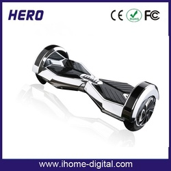 8inch electroplate scooter used 50cc scooters for sale self-balance scooter with LED and Bluetooth