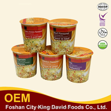 Hot!Traditional chinese instant noodles 5 flavors noodles, delicious Chinese food, instant noodle