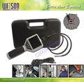 Witson cámara 5.5mm cabeza 2.7 pulgadas monitor hd boroscopio cámara( w3- cmp2818dx- c55)