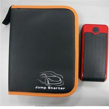 ONBO mobile power pack battery jump starter lifepo4 12v 12ah battery pack mini jump starter with CE/ROHS/FCC Certificates