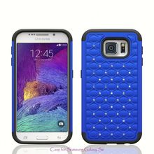 Hot items Silicone and PC Hybrid bling phone case For Nokia Lumia 521