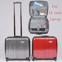 14 inch 100% PC polycarbonate hard shell laptop case