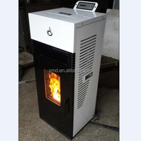 2015 New Design wholesale italian biomass wood Pellet Stoves Type Pellet Stove with oven