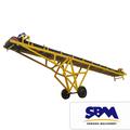 SBM suministros de cintas transportadoras con funcionamiento alto y ISO9001:2008,CE