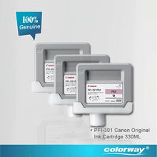 100% Original Canon Ink Cartridge PFI-301 330ml for Canon IPF 8000/8000S