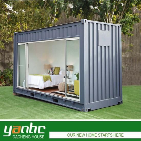 Casa con 1 contenedor joy studio design gallery best design - Casas prefabricadas de contenedores ...