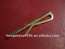 high quality spring money clip with logo