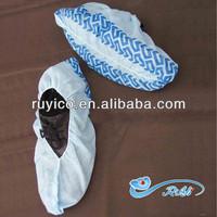 anti slip/non slip shoe cover,slip resistant shoe covers