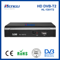 high quality 1080P Full HD dvb t2 decoder