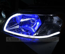Fashion accessories flexible DRL 12V led tuning light