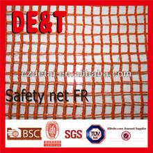 HDPE knitted soft debris net (scaffold net) safety net