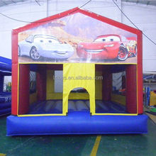 Inflatable Bouncer toy , LZ-A2197 inflatable Bouncer pool basketball hoop