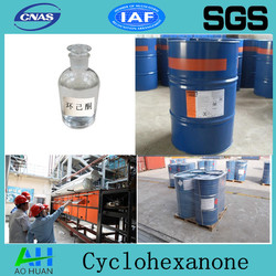 Industrial grade Cyclohexanone(CYC) used as Additives in PVC adhesives