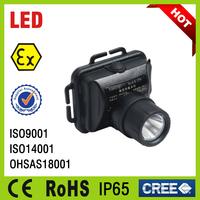 High quality utility portable light explosion proof led headlight