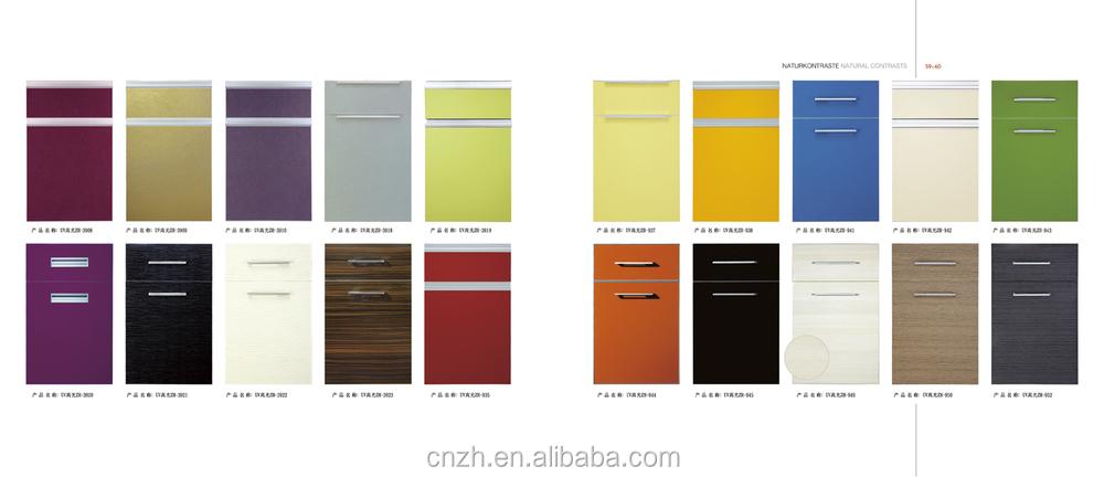 High Gloss Uv Coating Kitchen Cabinet Door Buy Uv Coating Kitchen