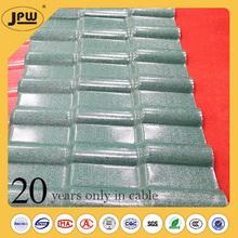 2015 Popular concrete roof resin tile