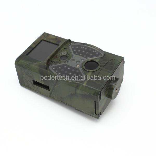 Digital hunting camera