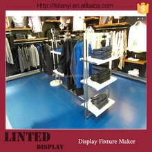Free design wholesale furniture for clothing store clothing department store suppliers