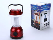 1 led rechargeable camping lantern