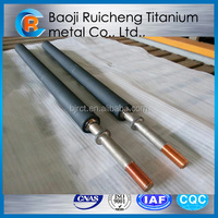 supply titanium anode for electrolysis copper