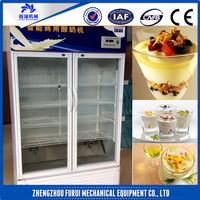 Commerial hot sale industrial yogurt making machine/yogurt factory machines/greek yogurt