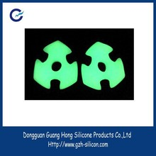 Customized silicone rubber luminous products made in Guangdong