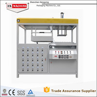 Hot Selling PS Foam Tray Forming Vacuum Thermoforming Machine