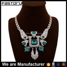 Great Top grade European New Arrival indian statement necklace jewelry accessory