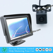 waterproof and night vision black car rear view camera for honda crv XY-1688M