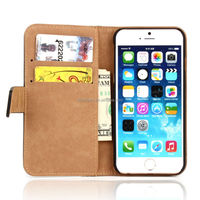 4.7 inch Popular Genuine Leather Cover for Iphone 6