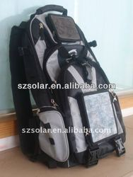 12000Mah Solar Bags Pack Rechargeable With Charger