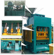 Made In China Factory Manual And Automatic Machinery Concrete Block