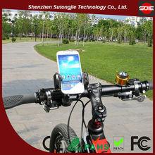 360 Revolving Hot Selling Plastic Bike Motor Mount Bicycle Mobile Phone Holder