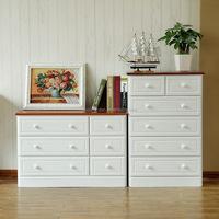 wooden storage cabinet simple cupboard living room side board cabinet