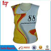 Custom design girl team basketball uniform/latest basketball jersey