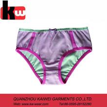 2015 Trade Assurance Children Panties Type Hot Sale Custom Print Underwear