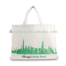 100% Recycled Material Tote Bag