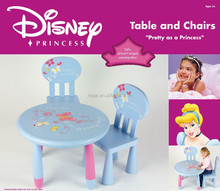 knock down furniture,chair fancy color, children plastic table and chair
