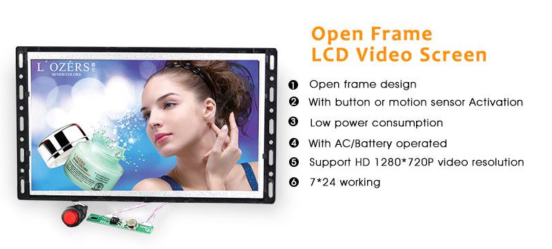 Open frame digital signage_01