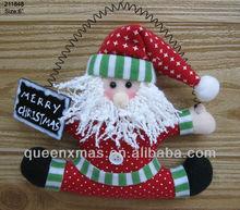 2013 holiday living christmas santa ornaments