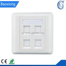 China wholesale hdmi +rca+f+rg45 face plate