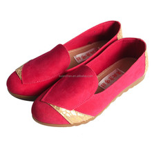 High Quality casual leather women liked shoes