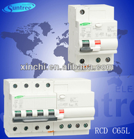 C65L function earth leakage circuit breaker