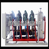 NINGXIN Low Temperature Parallel Screw Compressor Condensing Unit