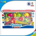 buen producto de la venta de juguetes de verano y casa de juego de plástico para niños juego de la pesca
